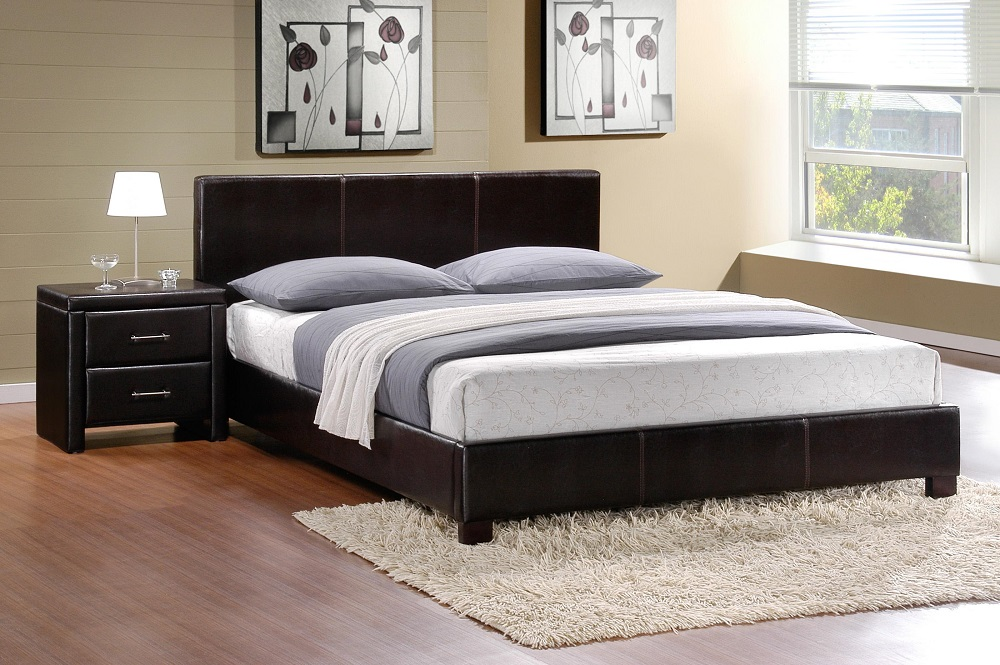 Zoey Queen Platform Bed