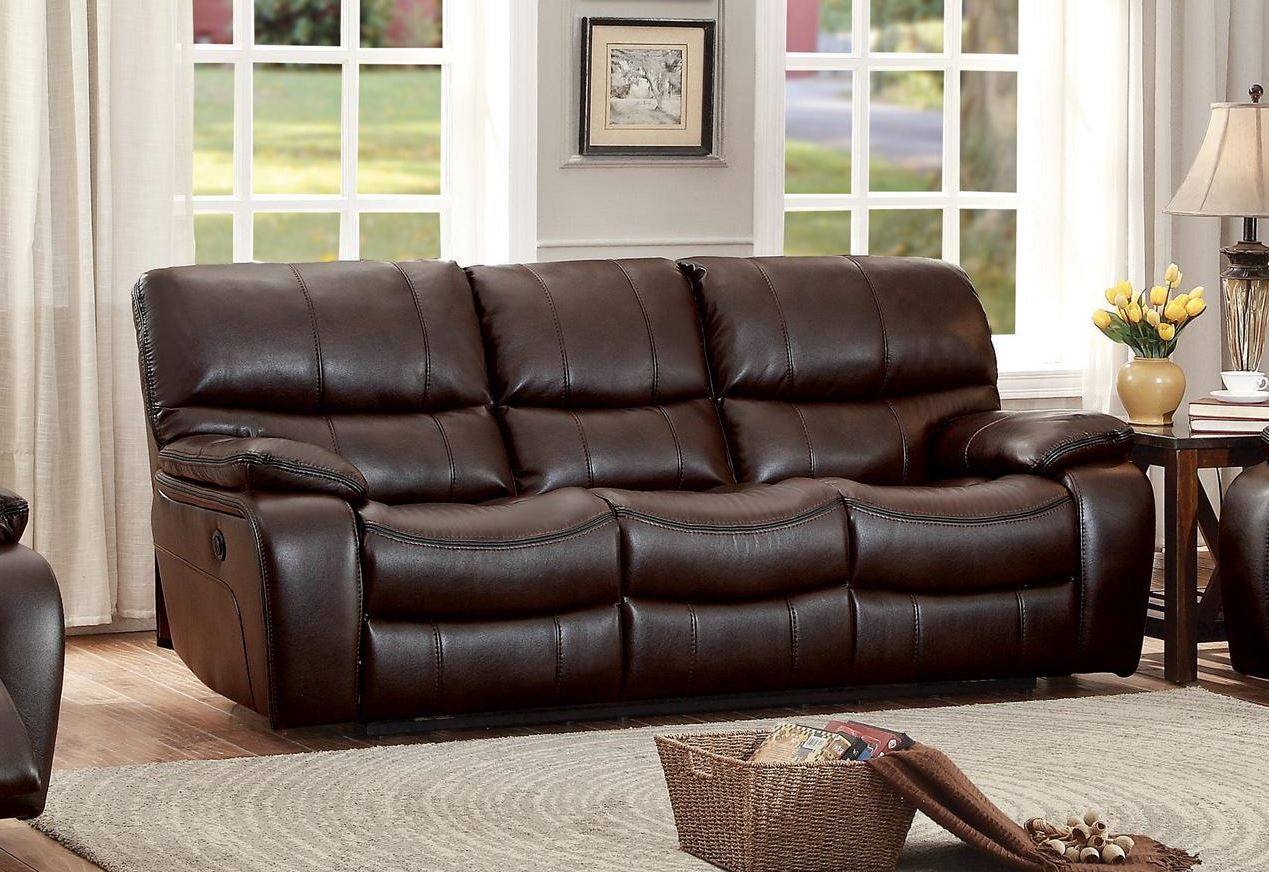 Pecos Power Double Recl Sofa