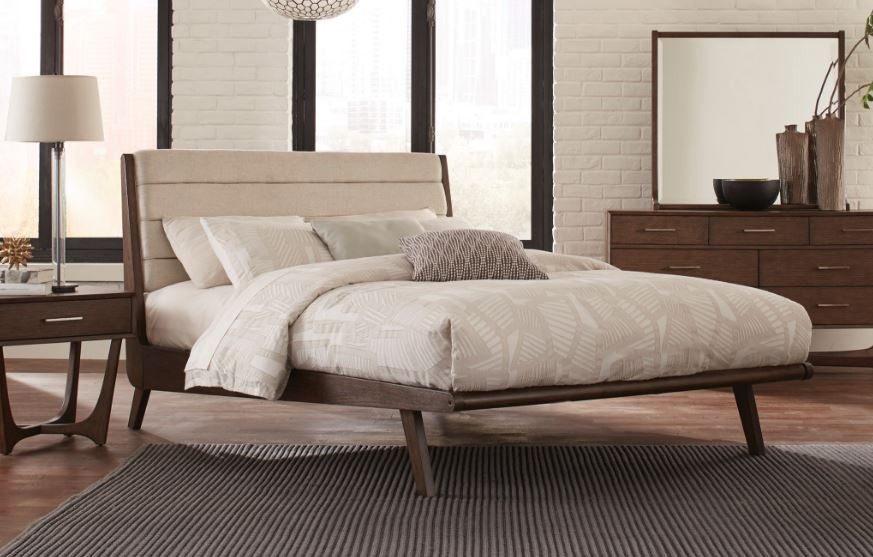 Route Queen Platform Bed
