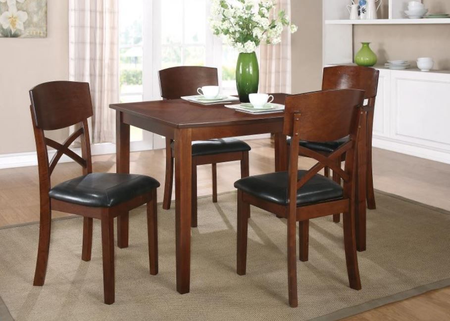 Jonas 5 Piece Dinette Set