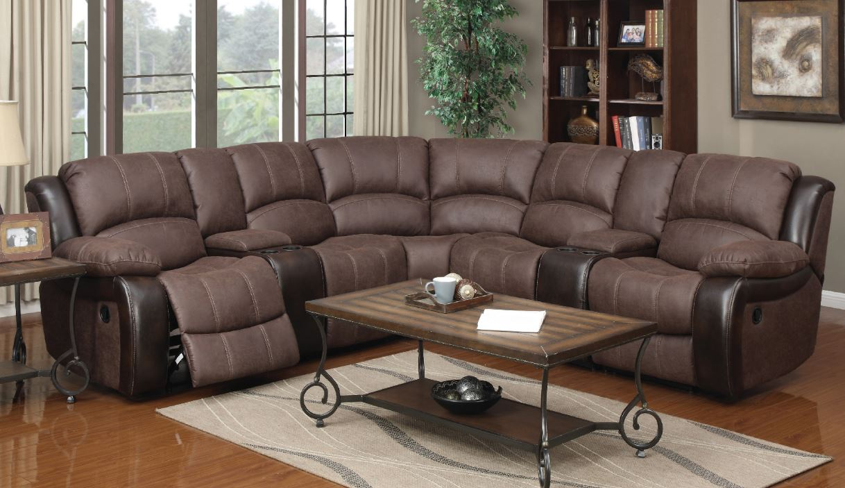 Greece 7 Piece sectional