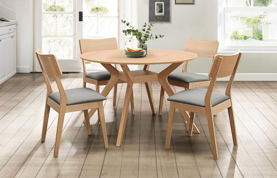 Hamar 5 Piece Dining set