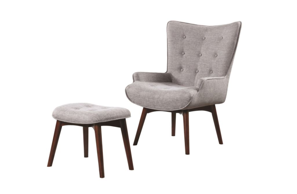 Scott Living Accent Chair & ottoman
