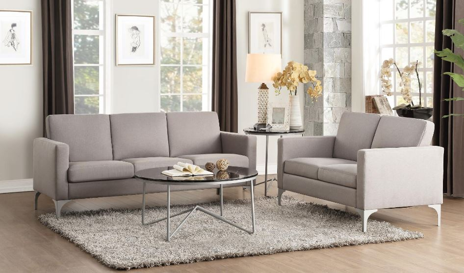 Soho 2 Piece Set Sofa and Love Seat