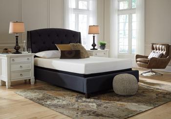 Chime Full 8 inch memory foam mattress