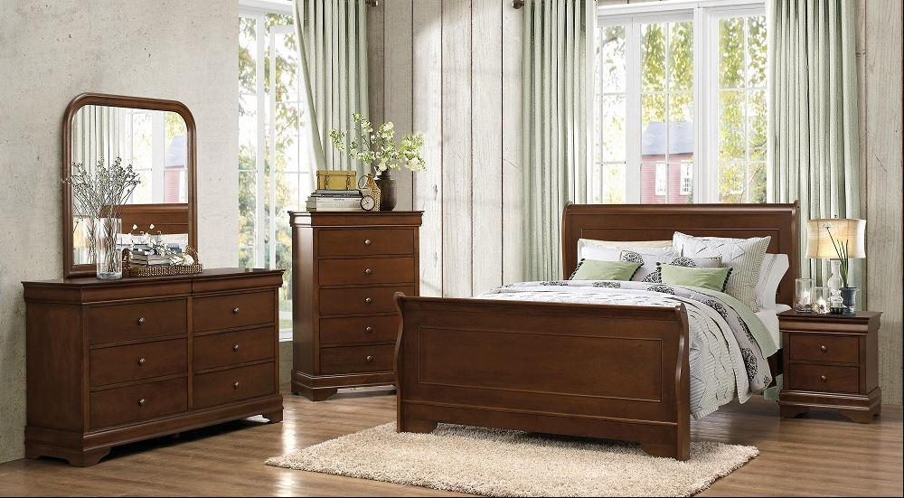 Abbeville 5 Piece queen bedroom set