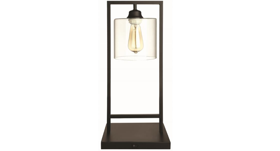 Edison Design Table Lamp