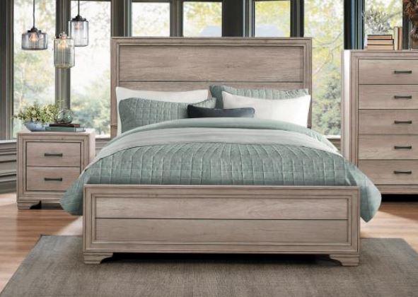 Lonan Queen Bed
