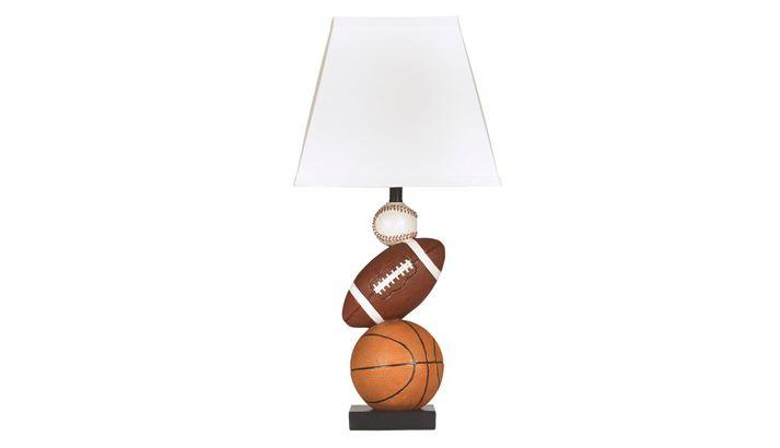 Play Ball Table Lamp