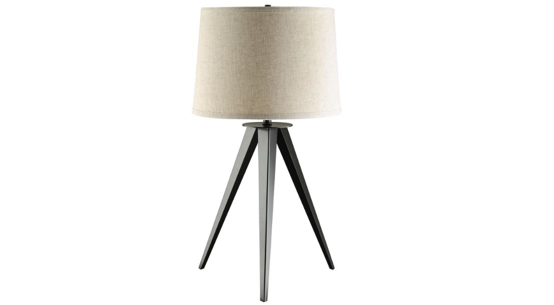 Table Lamp with Three Leg
