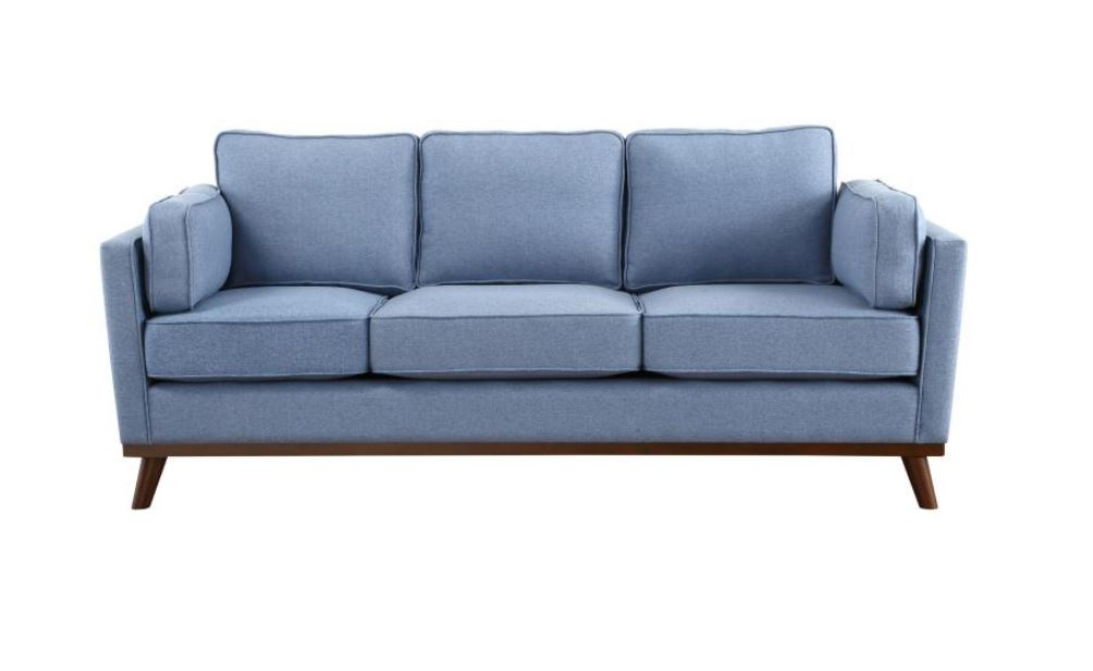 Bedos Mid-Century Modern Sofa