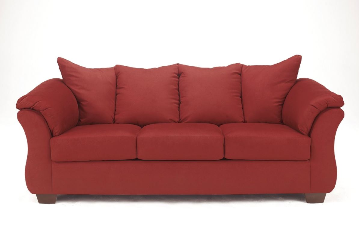 Darcy Sofa in Salsa