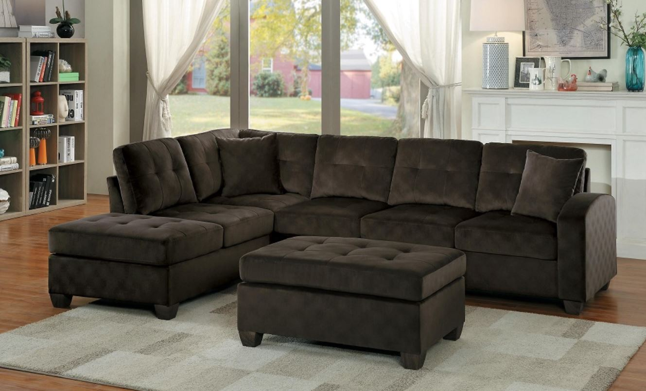 Emilio Reversible Sectional
