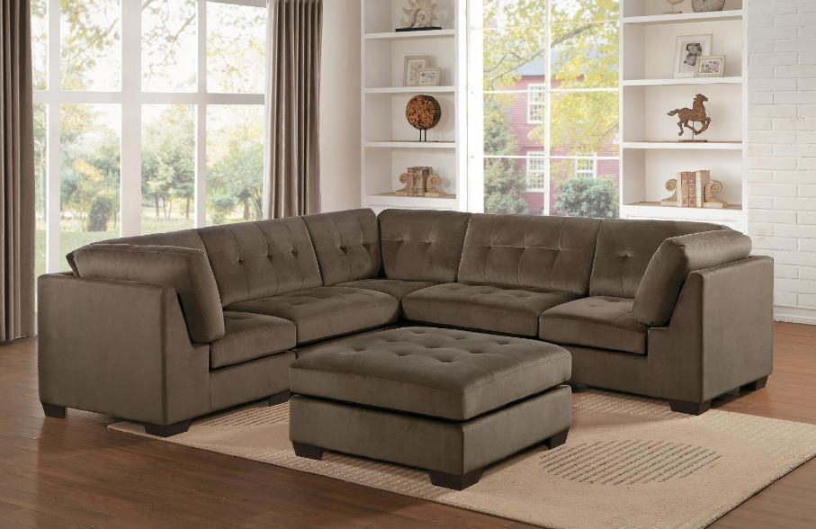 Savarin Modular 6 Piece Sectional