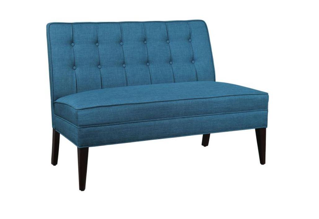 Maypop Settee Blue