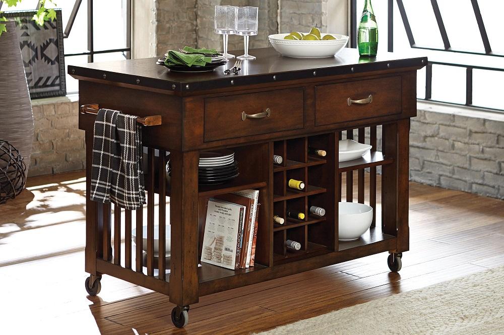 Schleiger Kitchen Cart