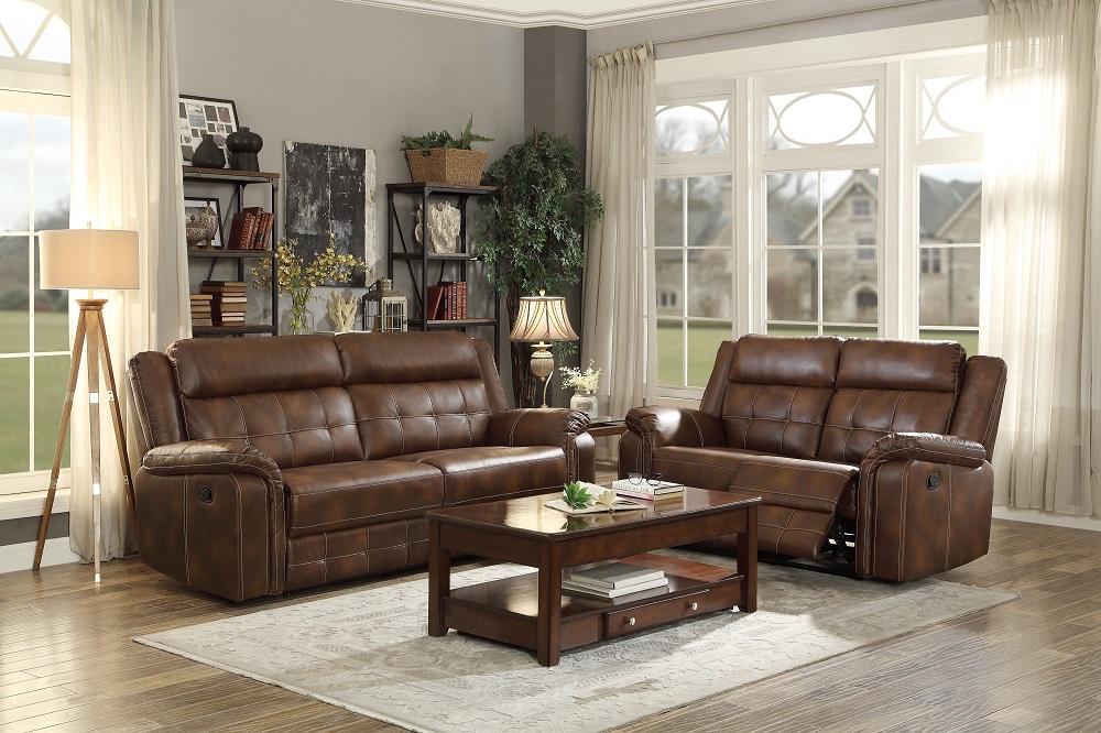 Keridge Reclining Sofa & Love Seat