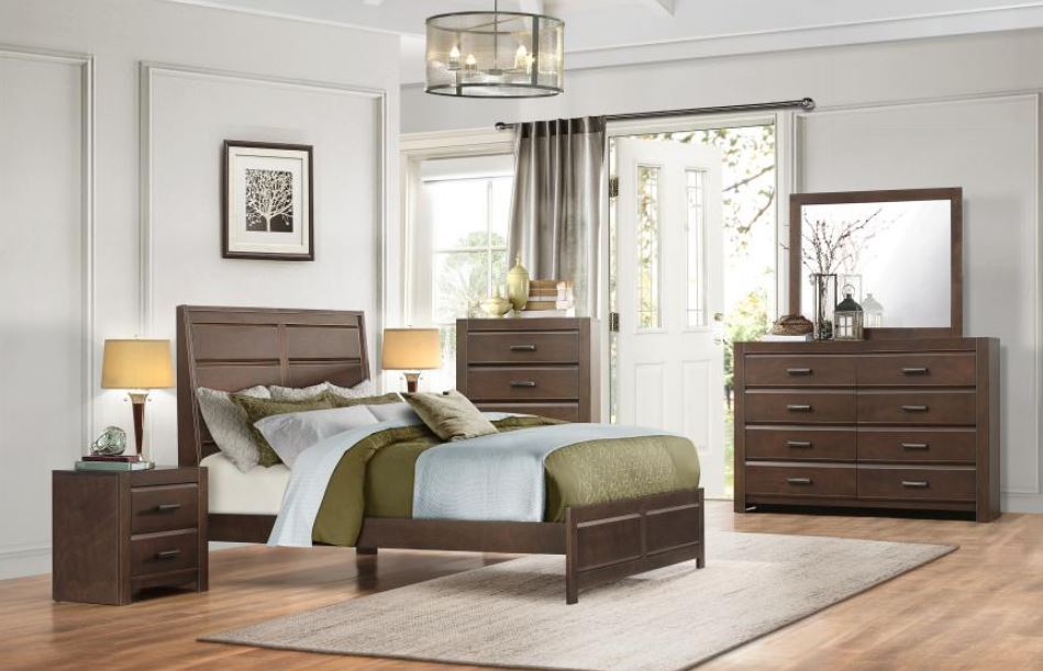 Erwan 5 Piece Bedroom Set