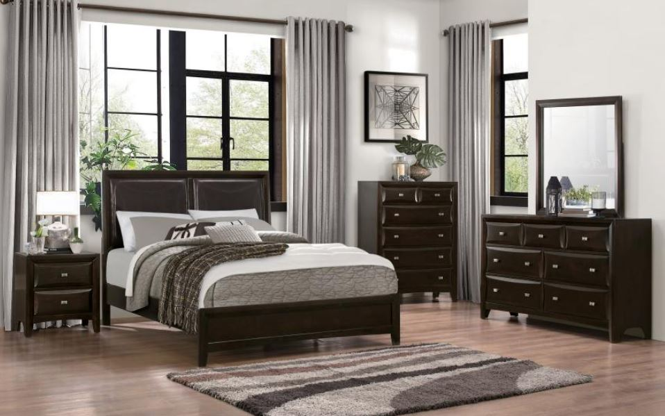 Summerlin Queen 4 Piece Bedroom Set