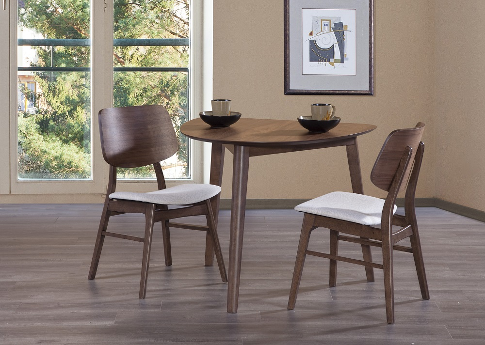 Oscar Coner Dinette Set Table & 2 chairs