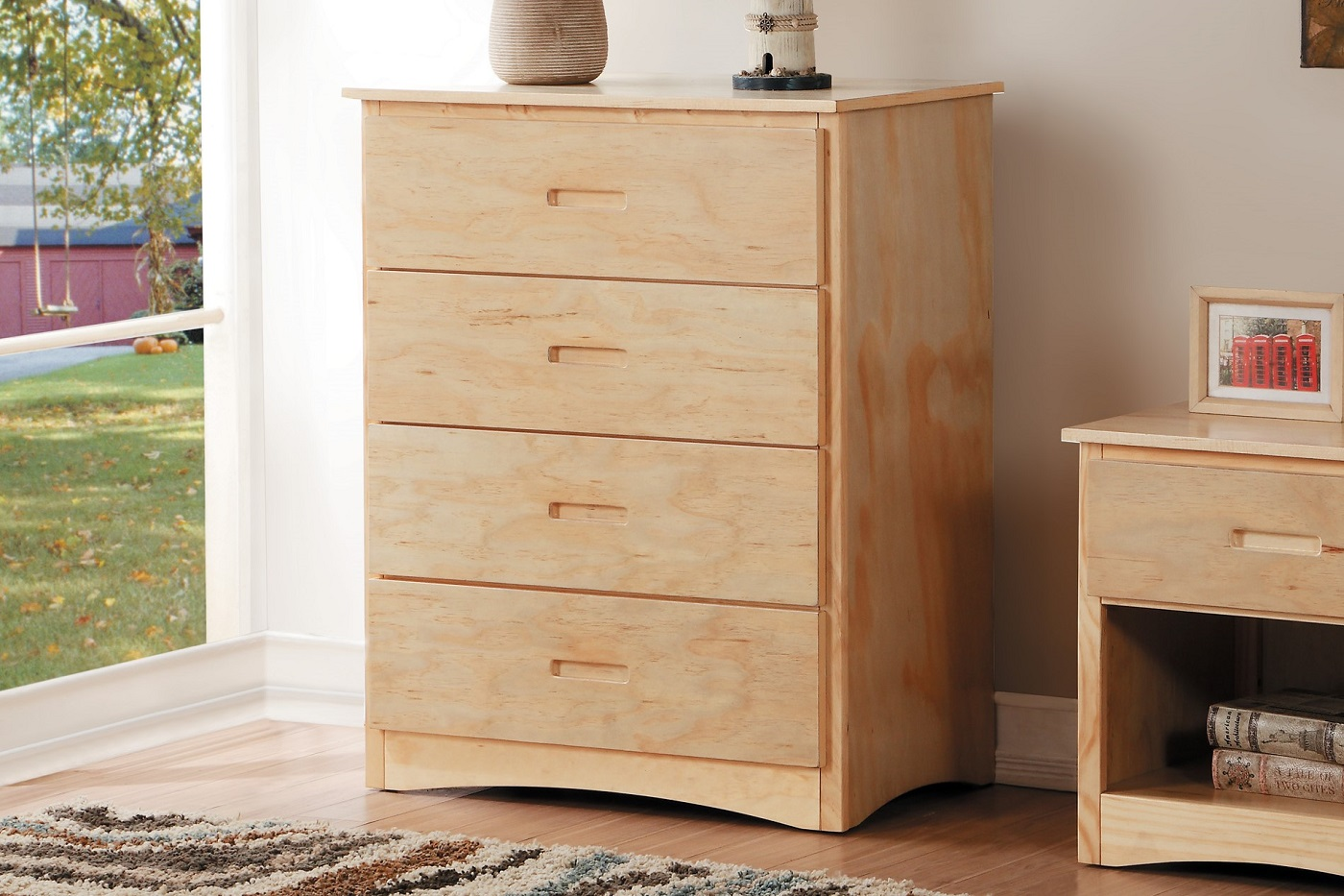 Bart Chest of Drawers