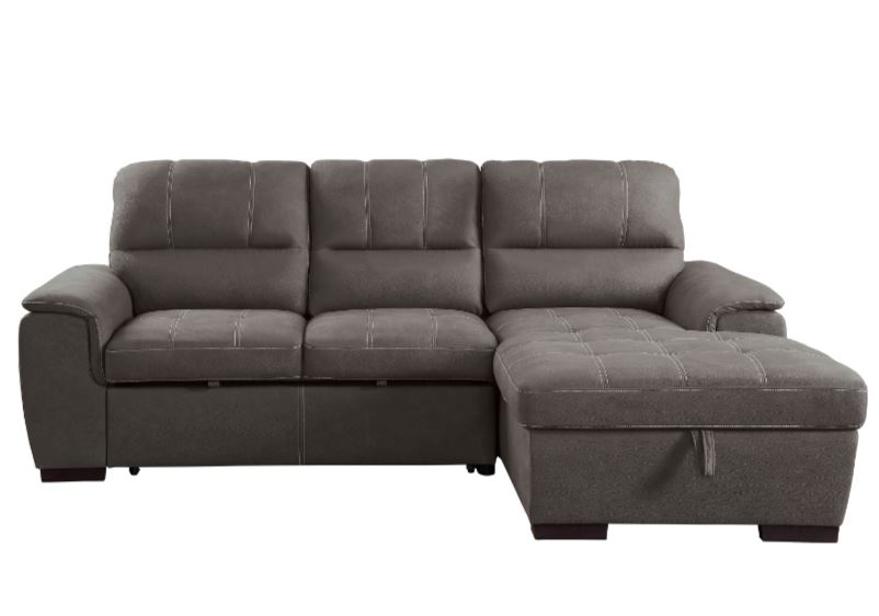 Andes Sectional with Pull Out Bed