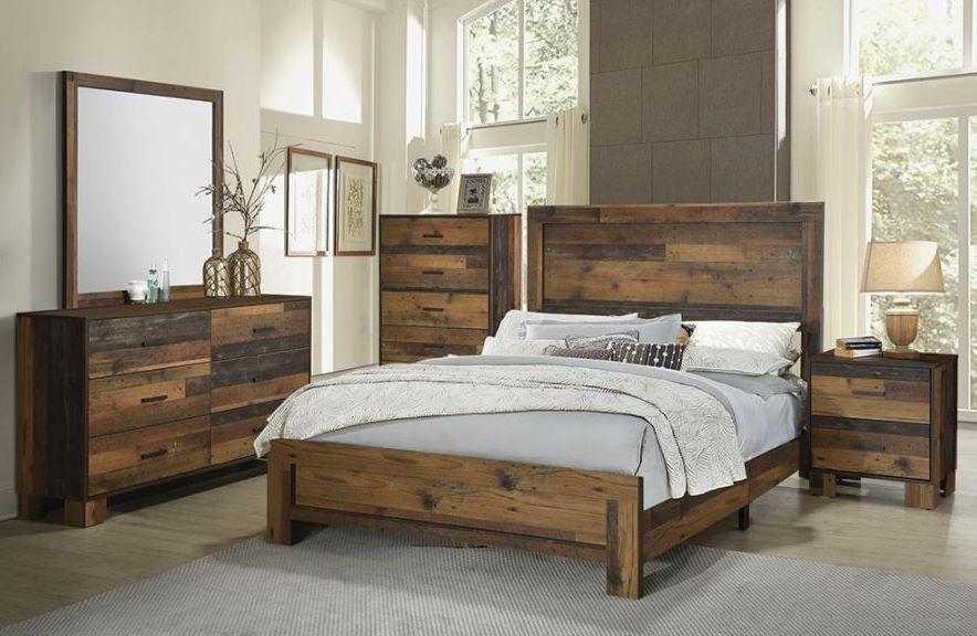 Sidney 5 Piece Bedroom Set