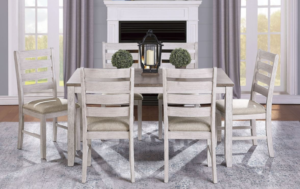 Ithaca Table & 6 Chairs