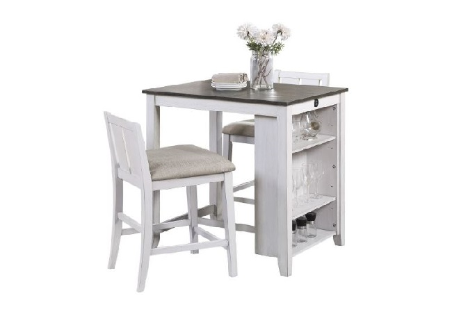 Dale 3-Piece Counter Height Set