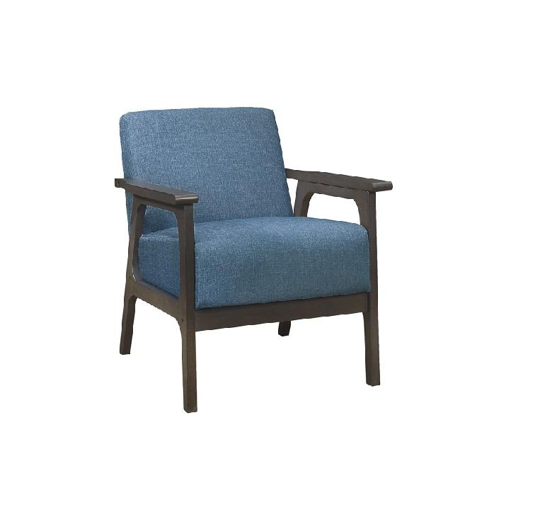 Ocala Accent Chair Blue