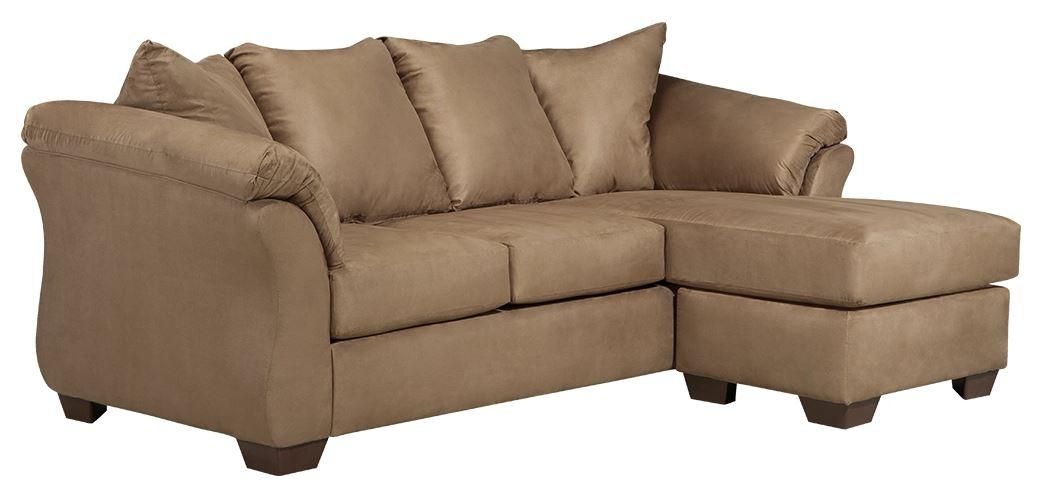 Darcy Sofa Chaise Mocha